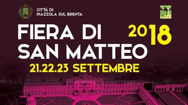 Sagra di San Matteo e Festival delle Pro Loco a Piazzola sul Brenta