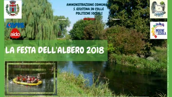 Festa dell'albero 2018, ritrovo a Fratte