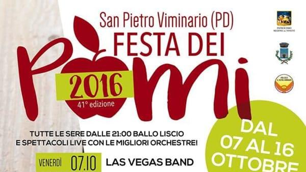 Festa dei pomi 2016 a San Pietro Viminario