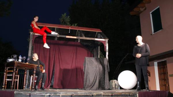 """Odeo days, """"Quel circo di Shakespeare"""" spettacolo alla Loggia e Odeo Cornaro"""
