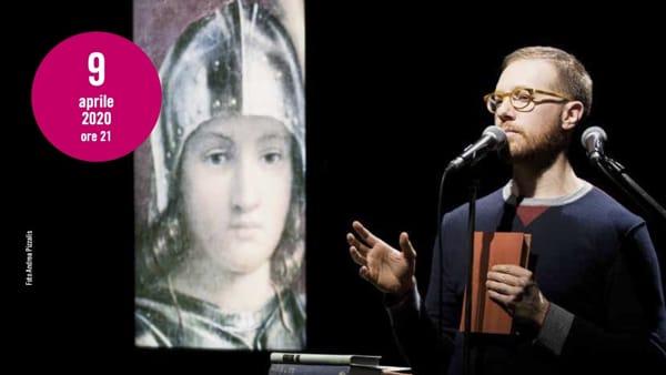 """""""Rivelazione – Sette meditazioni intorno a Giorgione"""" per la rassegna Arti Inferiori all'Mpx di Padova"""