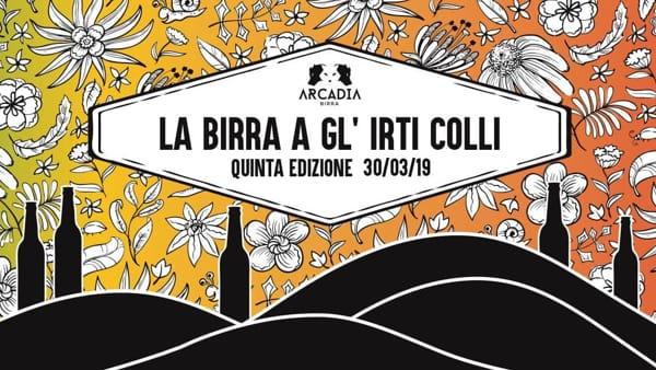 """""""La birraa gl'irti Colli"""": birre artigianali, musica e prodotti tipici alla Cantina Bernardi"""