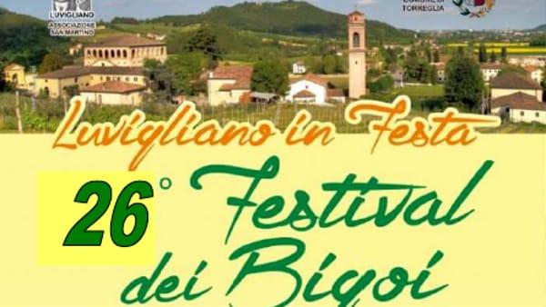 Festival dei bigoi a Luvigliano di Torreglia