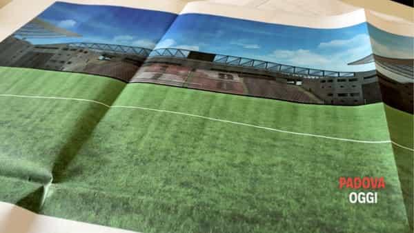 L'assessore Bonavina: «Concluso progetto esecutivo dello stadio»