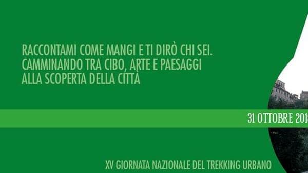 """Visite guidate con la formula del """"Trekking urbano 2018: il cibo dove non ti aspetti - luoghi, arte e tradizioni a Padova"""