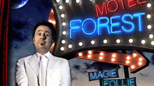 """""""Motel Forest - Magie, follie e peripezie di un mancato portiere di notte"""", stagione di prosa al Teatro Farinelli di Este"""