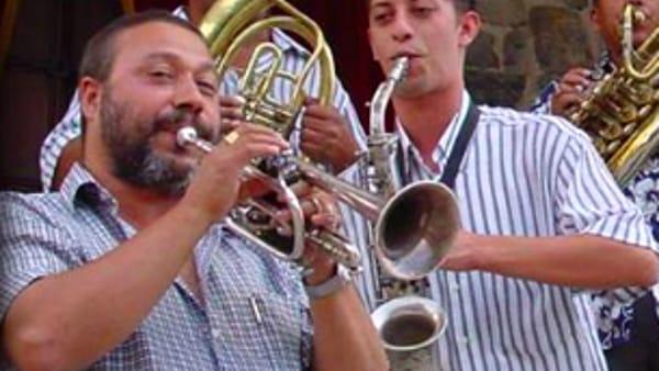 Naat Veliov & The Original Kočani Orkestar allo Sherwood Festival