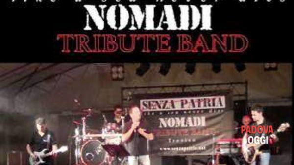 Senza patria (tribute band Nomadi) alla sagra di Torre