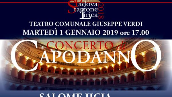 Stagione Lirica di Padova: concerto di Capodanno al Teatro Verdi