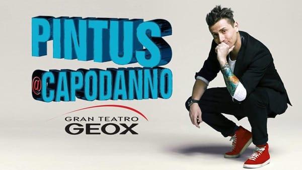 Pintus @Capodanno al Gran Teatro Geox