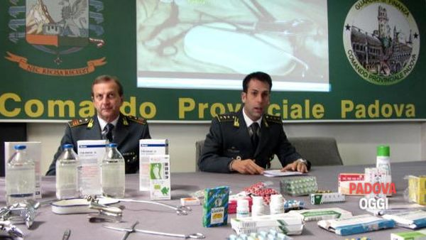 Aborti e cure illegali in ambulatorio medico cinese clandestino