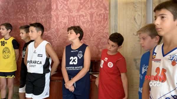 Da tutta Italia per giocare il Trofeo Mazzetto di basket