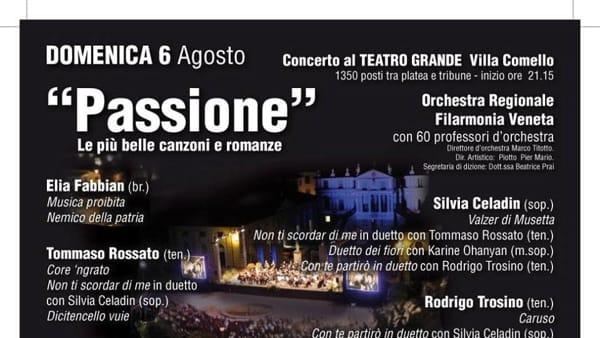 Passione, Le più belle canzoni e romanze-2