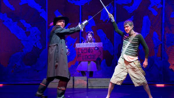 "Famiglie a teatro al Verdi con ""Peter Pan"""
