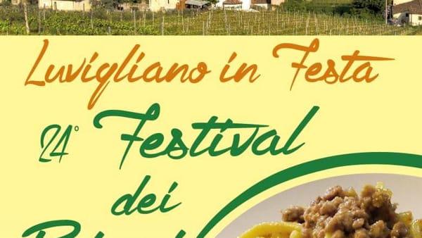 24esimo Festival dei bigoi a Luvigliano di Torreglia
