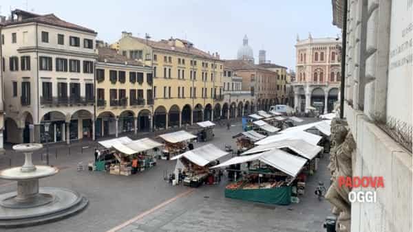 Padova, un altro giorno di quarantena