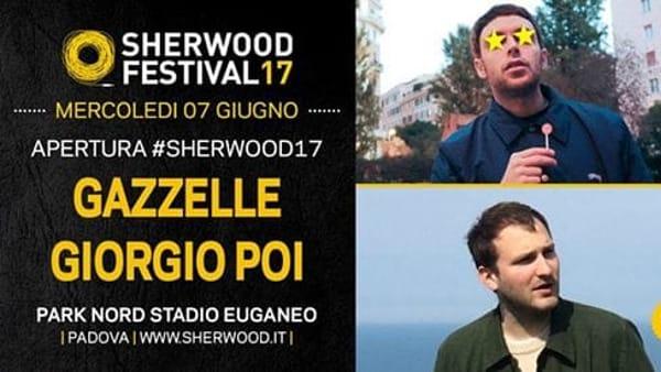 gazzelle poi sherwood 2017-2