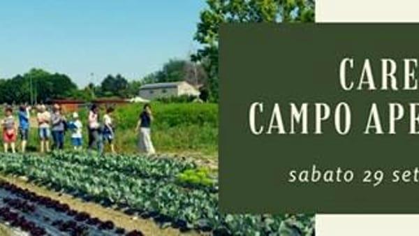 """""""Caresà a campo aperto"""": incontro per conoscere la società cooperativa sociale agricola"""