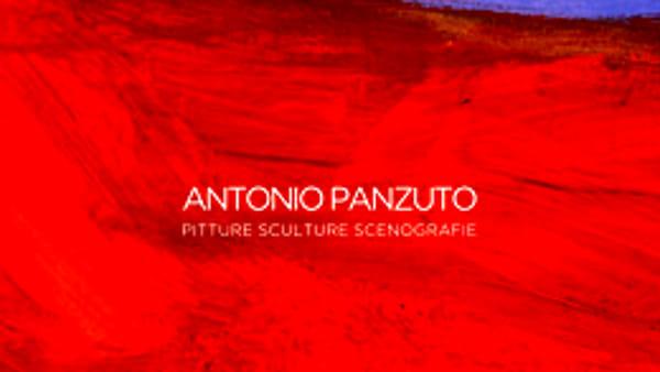 """""""Pitture sculture scenografie"""" di Antonio Panzuto alla Galleria Cavour"""