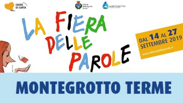 Fiera delle Parole 2019 a Montegrotto Terme