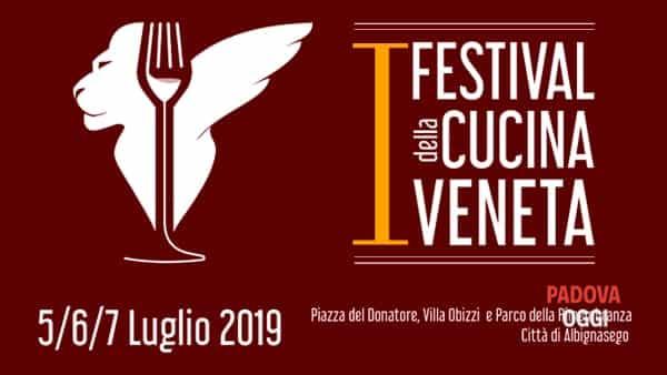 Festival della cucina veneta a villa Obizzi e piazza del Donatore ad Albignasego