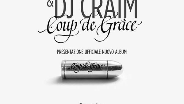 Kaos One + Dj Craim al CSO Pedro