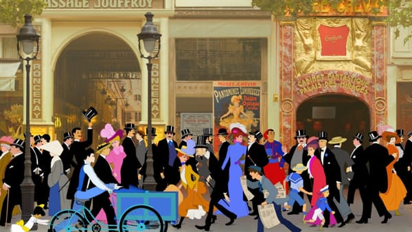 Dilili a Parigi-2