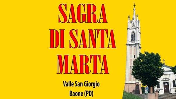 Sagra di Santa Marta a Baone