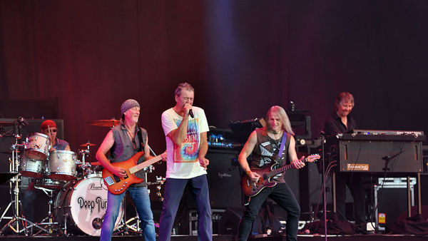Deep Purple + Treves Blues Band alla Kioene Arena (ex PalaFabris)