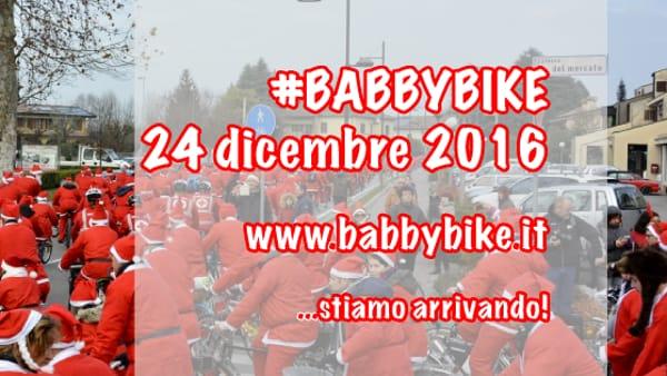 Babby Bike, pedalata di solidarietà per Team for Children nella provincia di Padova