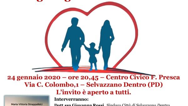 """Gli appuntamenti dell'associazione """"Ali di vita"""" a Selvazzano Dentro"""