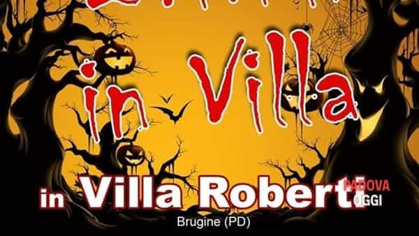 """Halloween con le letture per bambini di """"Brividi in Villa"""" a Brugine"""