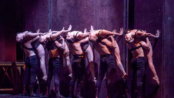 """Evoluzioni - Rassegna di danza al Verdi con """"Otello"""""""
