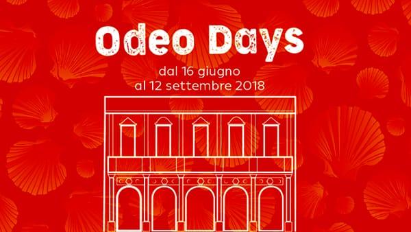 Odeo days 1-2