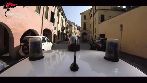Lo spettacolare video realizzato dai carabinieri per la sicurezza a Ferragosto