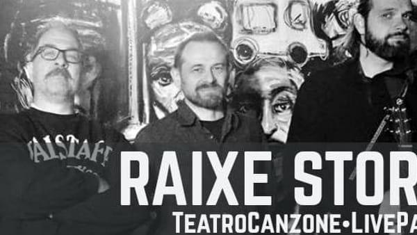 """""""Raixe storte"""", spettacolo per laStagione teatralea San Giorgio delle Pertiche"""