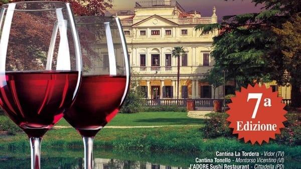 7a edizione Calici in Villa a Galliera Veneta