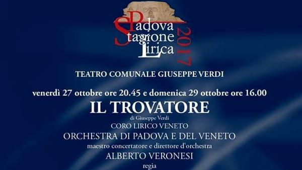 Stagione Lirica 2017-2