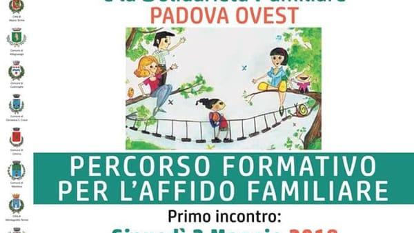Ultimo incontro del percorso formativo per l'Affido Familiare aSelvazzano Dentro