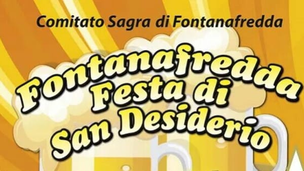 Sagra di San Desiderio a Fontanafredda
