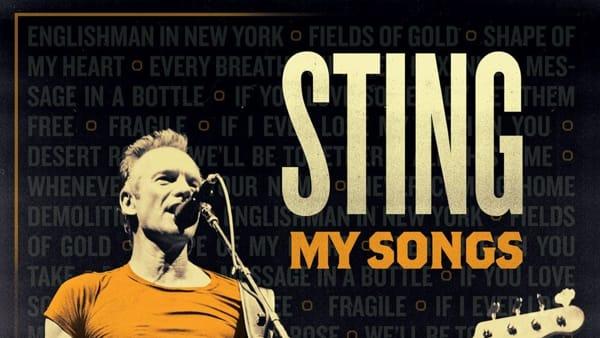 Sting a Padova all'Arena Live