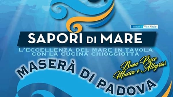 Sapori di mare a Maserà di Padova