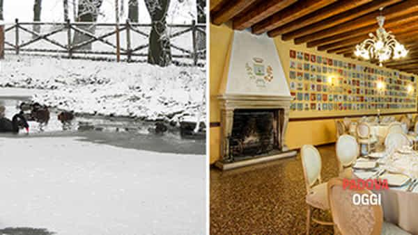 Cenone di Capodanno a Villa Tacchi