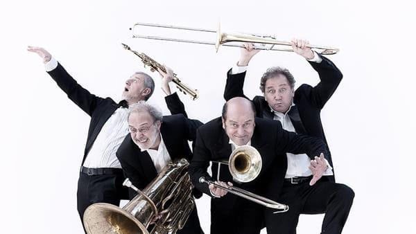 """Musikè: """"AquaDueO""""conla banda Osiris con Telmo Pievanial Teatro Aldo Rossidi Borgoricco"""