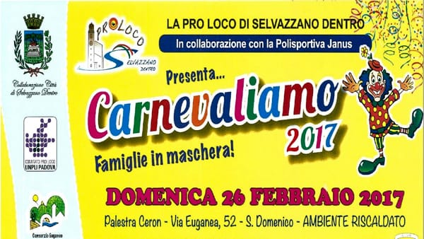 Carnevaliamo 2017 a Selvazzano