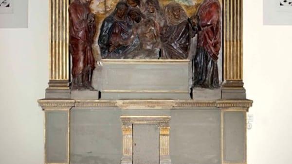 Compianto sul Cristo morto_chiesa di san Pietro_VE 64541-2