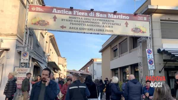 A Piazzola l'Antica Fiera di San Martino