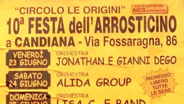 Festa dell'arrosticino a Candiana
