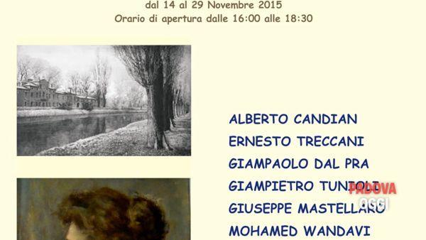 """""""La realtà e l'immagine"""" mostra di pittura a Sant'Angelo diPiove di Sacco"""