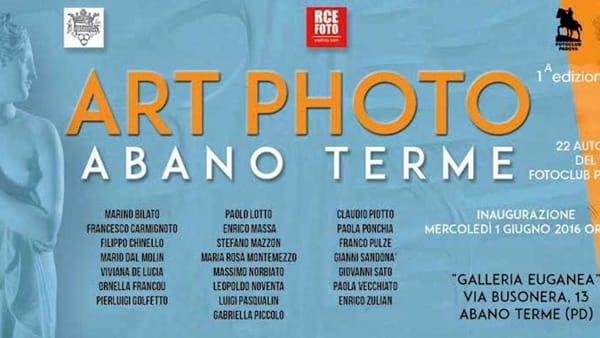 Esposizione Art photo ad Abano Terme